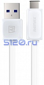 Кабель USB - TYPE-C Remax RT-C1 1M, белый
