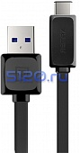 Кабель USB - TYPE-C Remax RT-C1 1M, черный