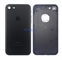 Корпус для iPhone 7 Black Matte